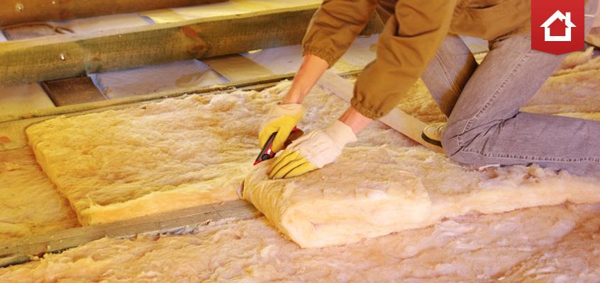 Floor insulation